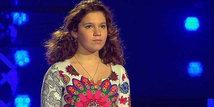Девочка из Украины произвела фурор на немецком «Голосе». Даже судьи не сдержали слез!