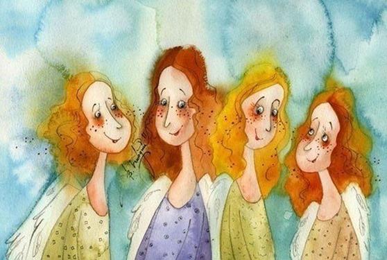 4 жены: история, которая Вас вдохновит