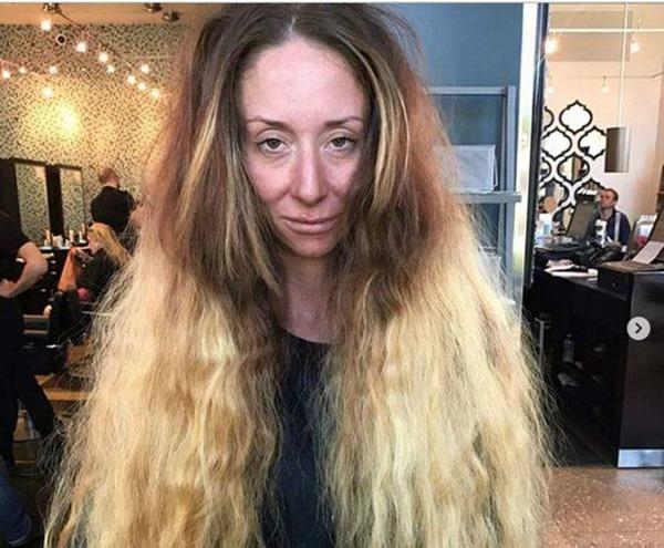 Накануне свадьбы она не послушалась отца и посетила парикмахера. Только посмотрите как она стала выглядеть!