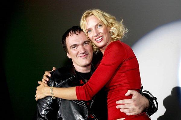 Ума Турман и Квентин Тарантино: дорога любви длиной в 20 лет
