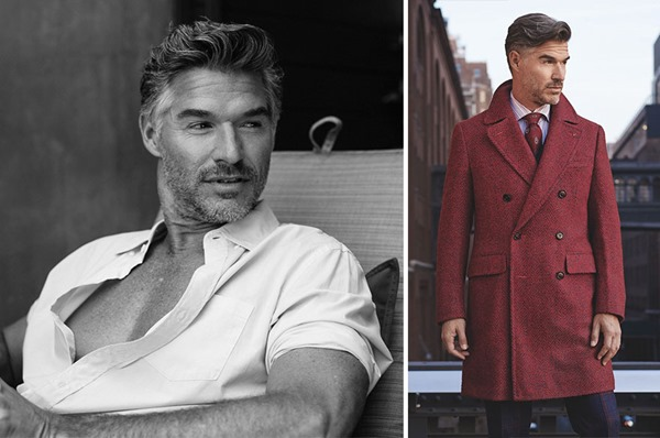 20 самых привлекательных мужчин в возрасте 50 лет и старше