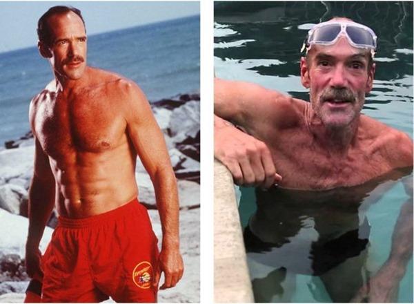 Тогда и сейчас: Как изменились актеры сериала «Спасатели Малибу» 28 лет спустя