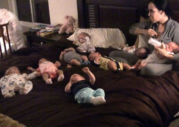 Помните женщину, которая в 2009 году родила восьмерняшек? Вот как выглядят её дети сегодня!