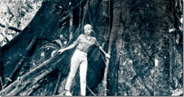 17-летняя девушка, оказавшись в лесу после падения самолета, выжила несмотря ни на что!