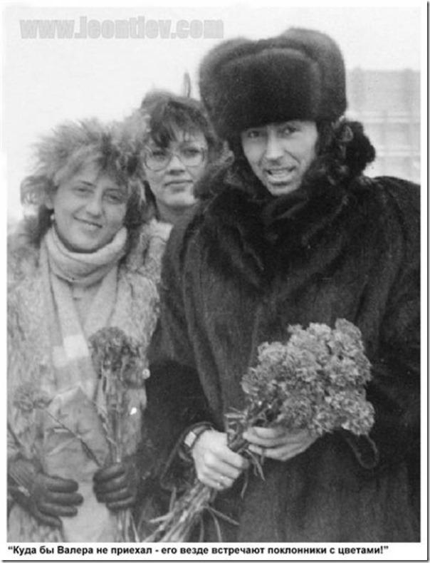 Оказывается, у Валерия Леонтьева есть жена. Взгляните на женщину, которой он сохраняет верность 40 лет
