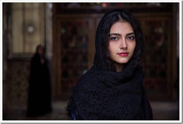 �стинная красота женщин разных стран мира в работах румынского фотографа
