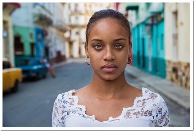 Истинная красота женщин разных стран мира в работах румынского фотографа