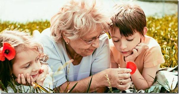 Почему бабушка по материнской линии является самым главным человеком в жизни ребенка?