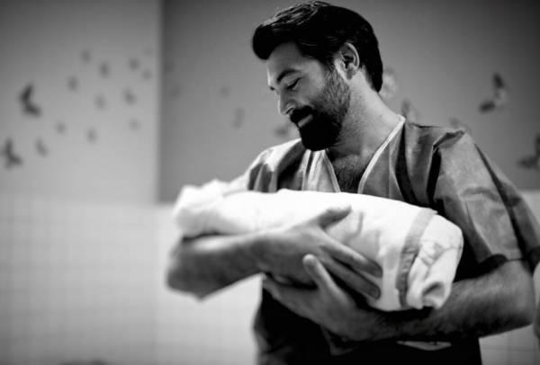 Алексей Чумаков впервые поделился трогательным снимком с ребенком от Юлии Ковальчук