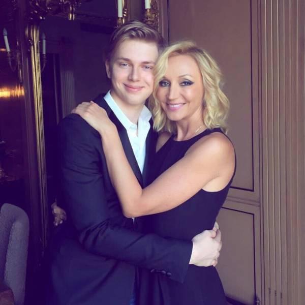 Младший сын Кристины Орбакайте вышел в свет и произвел настоящий фурор