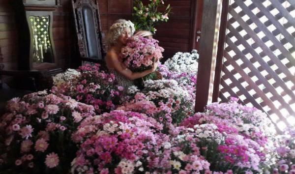 Брутальный Максим Фадеев подготовил для любимой супруги необыкновенно романтичный сюрприз