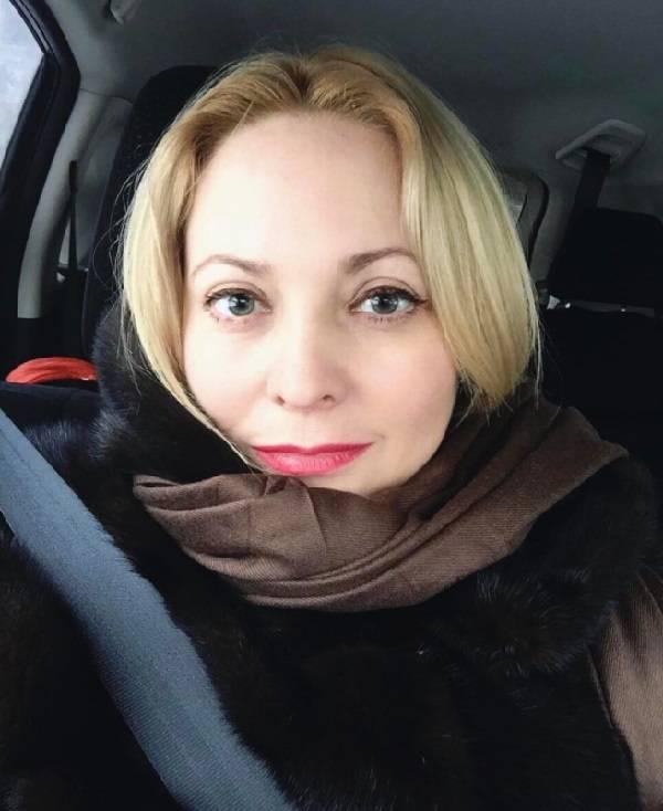 Актриса Светлана Пермякова продолжает работу над собой и выглядит необыкновенно молодо