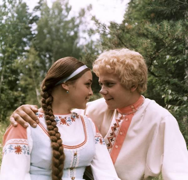 Василиса, твоя маменька пожаловала!