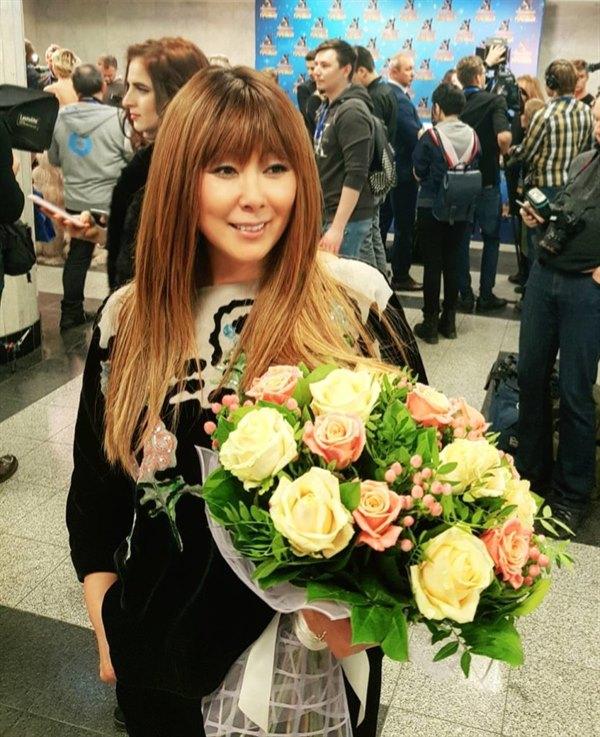 Открывшая секрет молодости Анита Цой, пообещала поделиться им со своими подписчиками