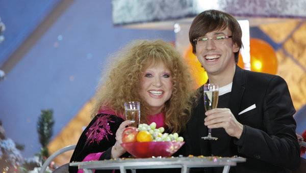 Стало известно, что Примадонна все таки примет участие в Новогодних сьемках