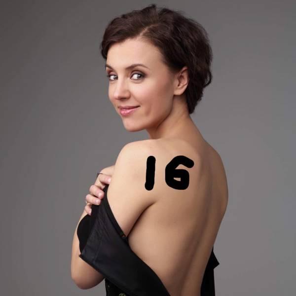 Ксения Алферова крайне возмущена цифрами, которыми исписаны лица сотрудниц известного магазина