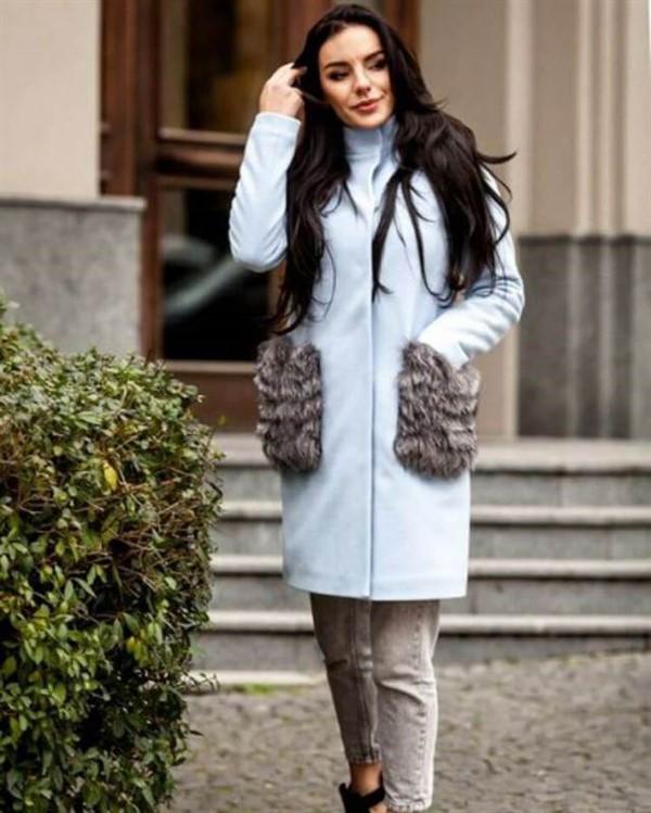 35 стильных и модных образов с верхней одеждой сезона зима 2017/18