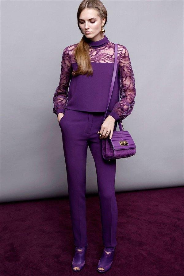 Модный цвет в 2018 году! 25 роскошных вещей в трендовом оттенке