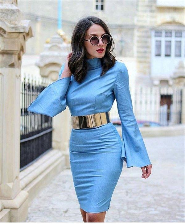 Топ-10 платьев, которые войдут в моду в 2018