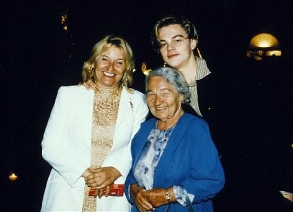 Любимая и бесценная женщина для всеми обожаемой звезды Леонардо Ди Каприо