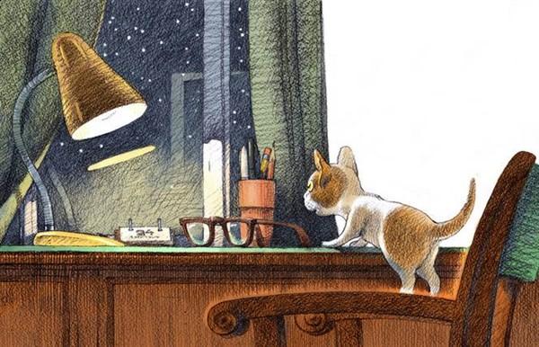 Удивительная история про кота с потрясающим чутьем