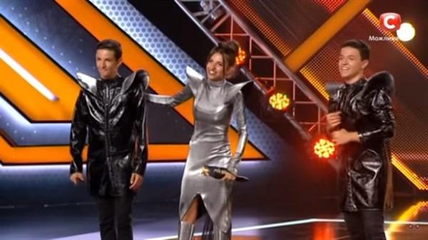 Братья и сестра пришли на Х-фактор. А их бы надо сразу на Евровидение отправлять — и победа в кармане!