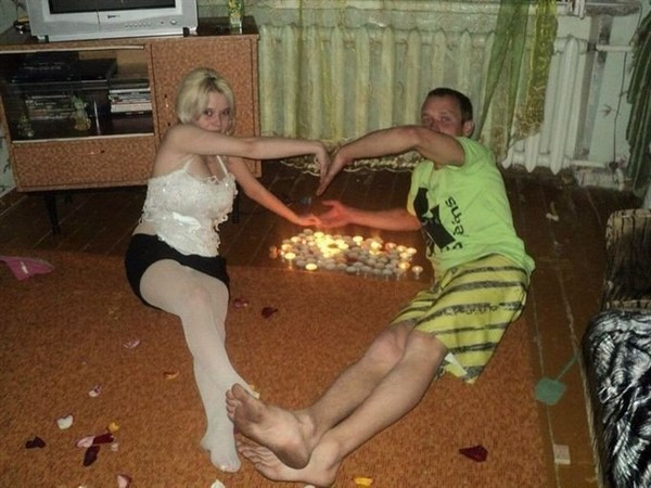 Смешная романтика