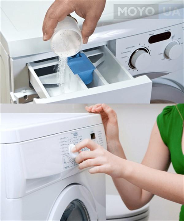 Простая и быстрая очистка бытовой техники. Продли жизнь своей стиральной машине