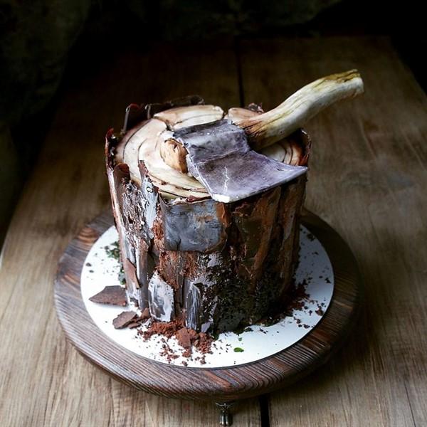 Кондитер из Калининграда создаёт такие красивые торты, что даже у сладкоежек рука не поднимется съесть их