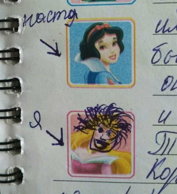17 записей из детских дневничков, которые вы совсем не ожидаете там увидеть