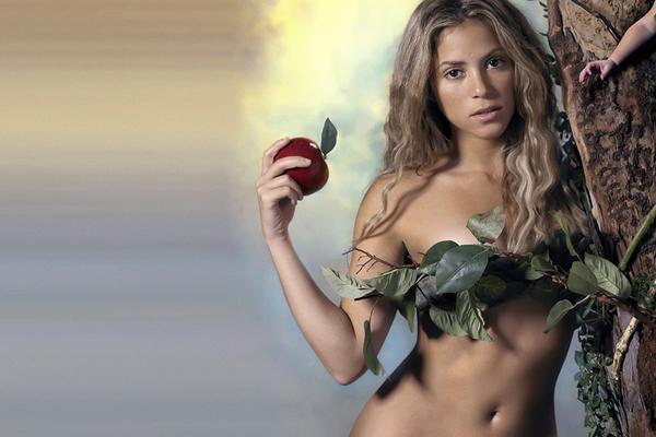 Самый неожиданный Женский анекдот про Бога, Еву и Адама