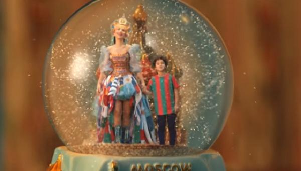 Наталья Орейро исполнила гимн чемпионата мира по футболу