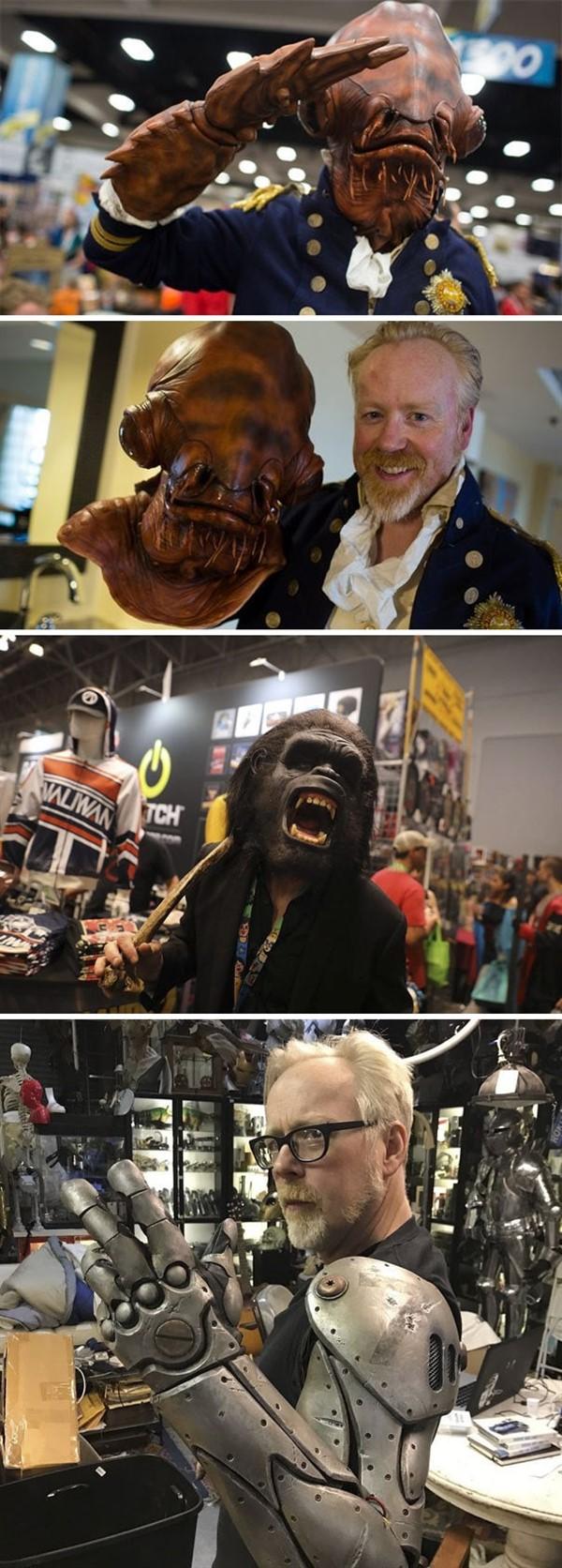 20 фото, доказывающих, что у знаменитостей прекрасное чувство юмора. И отрываются они на своих фанатах