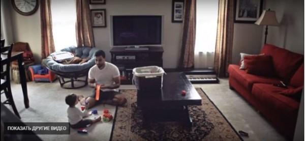 Женщина установила в доме видеокамеру чтоб посмотреть, что делает муж в ее отсутствие. И ее ждал сюрприз!
