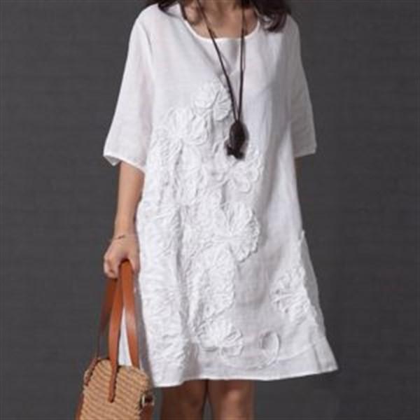 Белая одежда в стиле Бохо — Идеальный вариант для жаркого лета