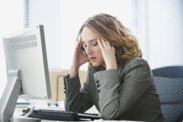 стресс, факты о стрессе, витамины от стресса